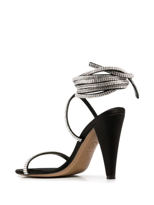 Amina Ankle-Tied Sandals