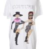 Couture disco t-shirt