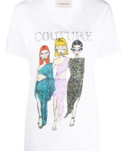 Couture white T-shirt
