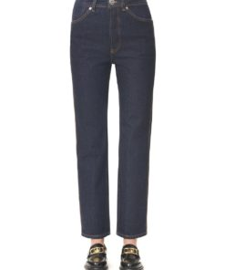 lanvin high waisted trousers