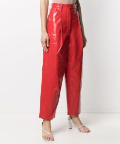 Remain Cleo Pants Tangerine red