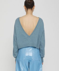 Remain Valcyrie Open Back Knit Lead