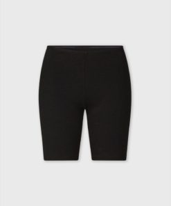 Paco Rabanne Bodyline black biker short