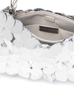 Paco Rabanne sparkle sequined bag