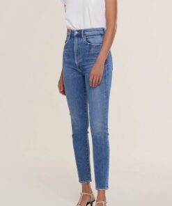 AGOLDE Pinch Waist Ultra High Rise Skinny