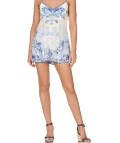 Camilla High Tea Playsuit