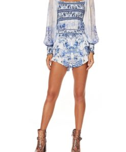 CAMILLA High Tea Ruffle Short