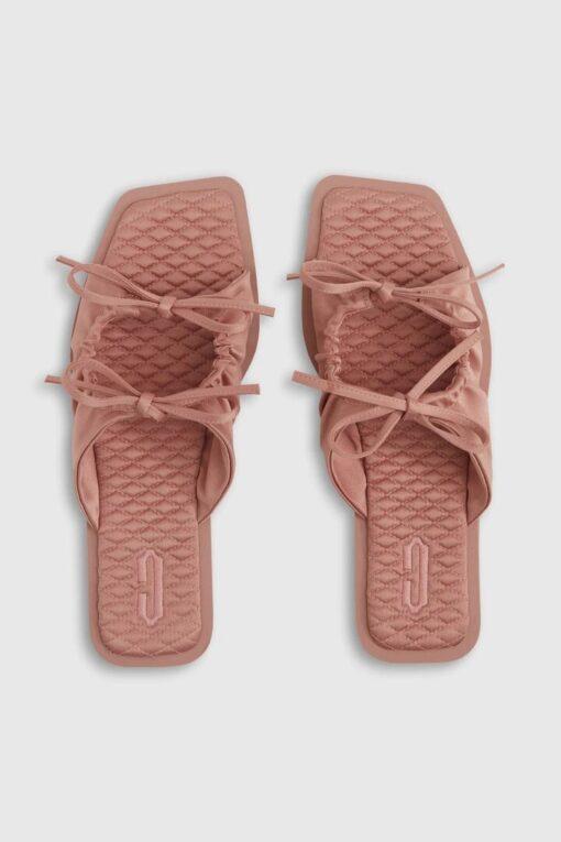 CARLOTHA RAY Adele Sandals Pink
