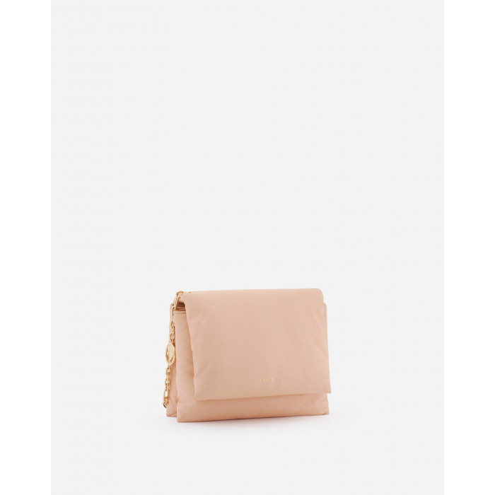 Lanvin Nappa Leather Pink Sugar Bag