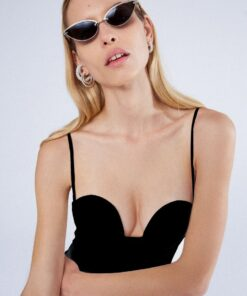 MAGDA BUTRYM swimsuit black