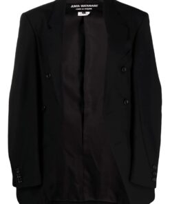 JUNYA WATANABE Double Breasted Structured Blazer