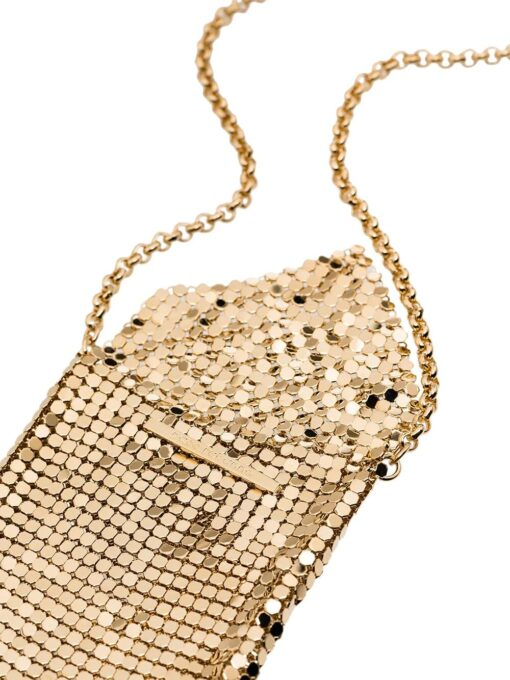 Paco Rabanne Pixel Necklace Gold