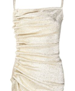 Paco Rabanne Ruched Cami Top