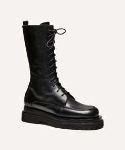 MAGDA BUTRYM lace up combat boots