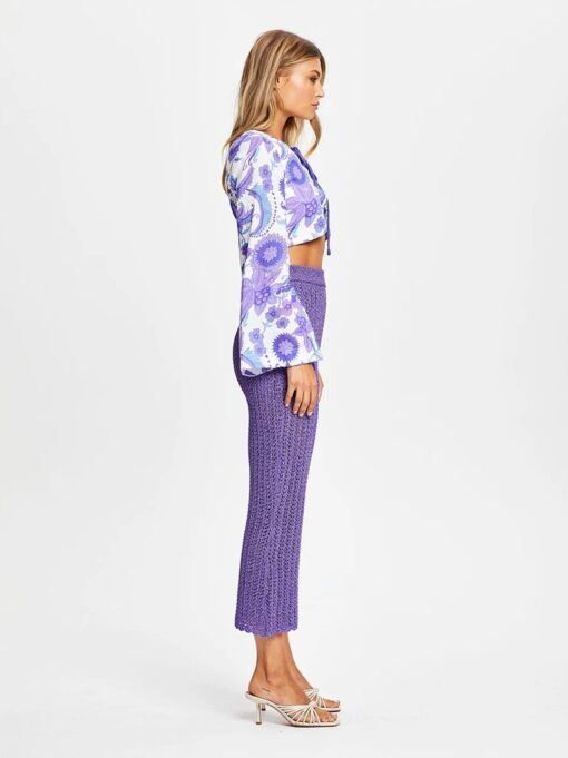 Alice McCall Blueberry Nights Top
