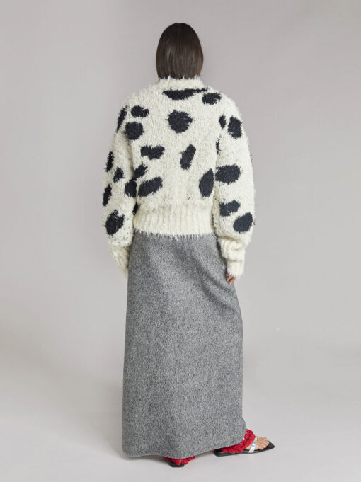 The Attico Knitted Sweater